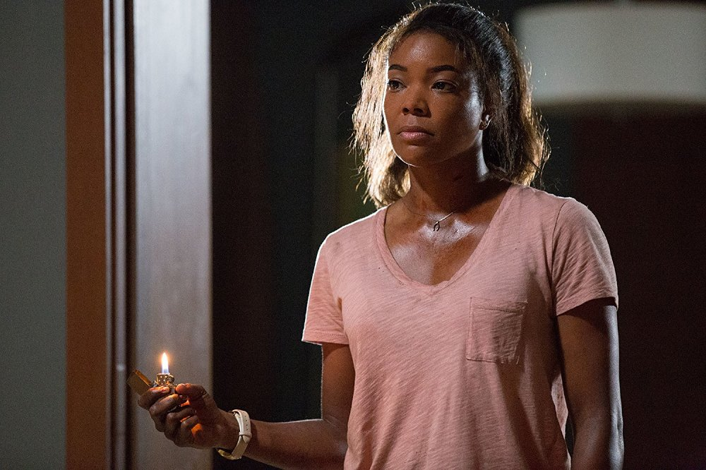 Gabrielle Union stars in new thriller Breaking In