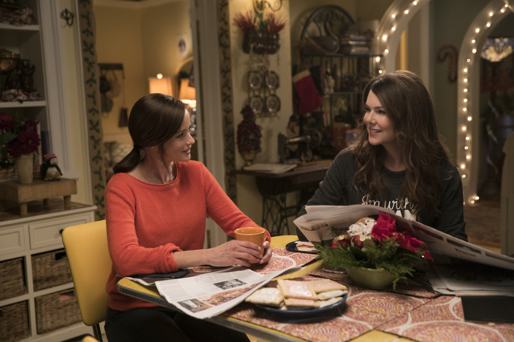 Rory and Lorelai Gilmore / Credit: Netflix