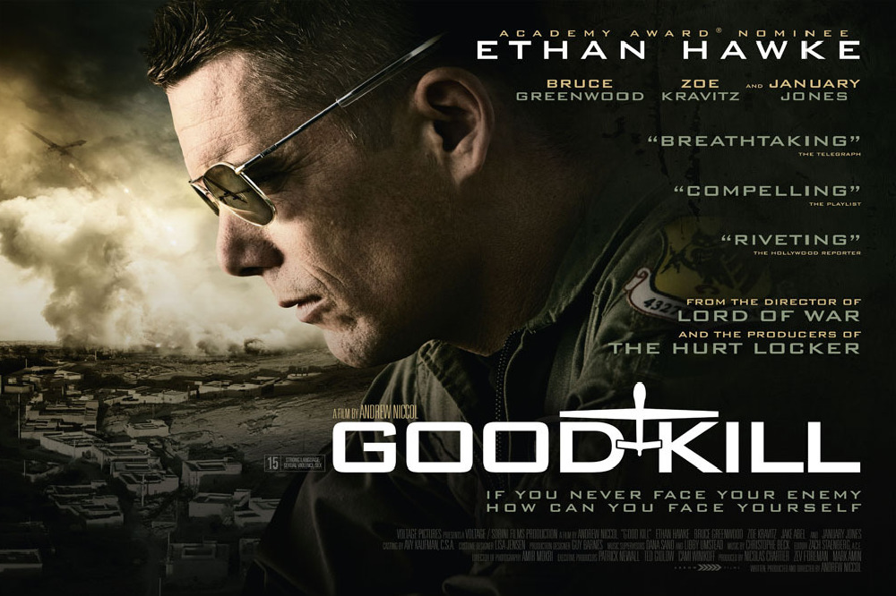 Good Kill New Poster