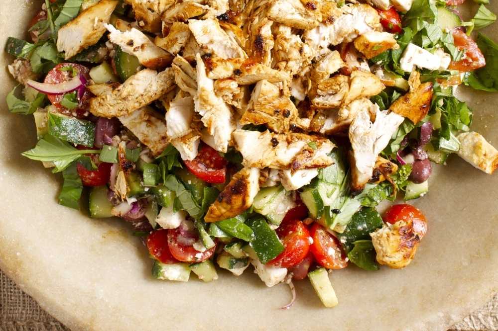 Healthy food hello fresh greek gods grilled chicken salad recipe hello fresh greek gods grilled chicken salad recipe forumfinder Images