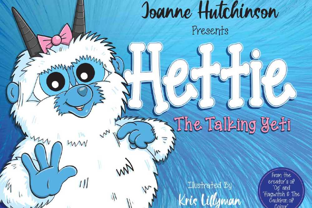 Hetti the Talking Yeti