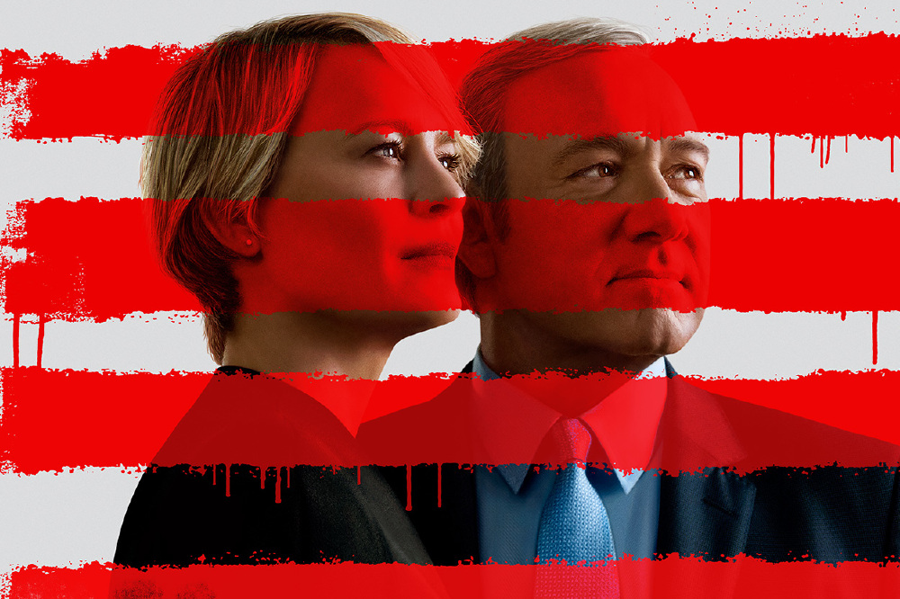 House of Cards returns May 30