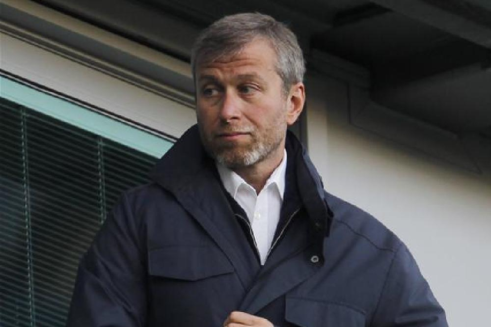 Roman Abramovich owns a personalised Boeing 767