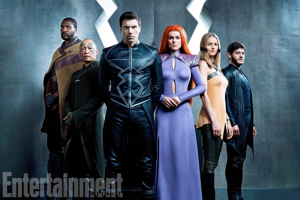 Entertainment Weekly debuted a first look image