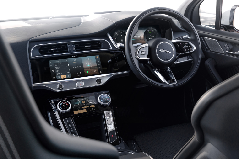 Inside the I-PACE