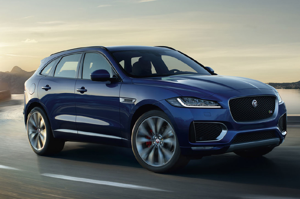 Jaguar has a real edge over its rivals