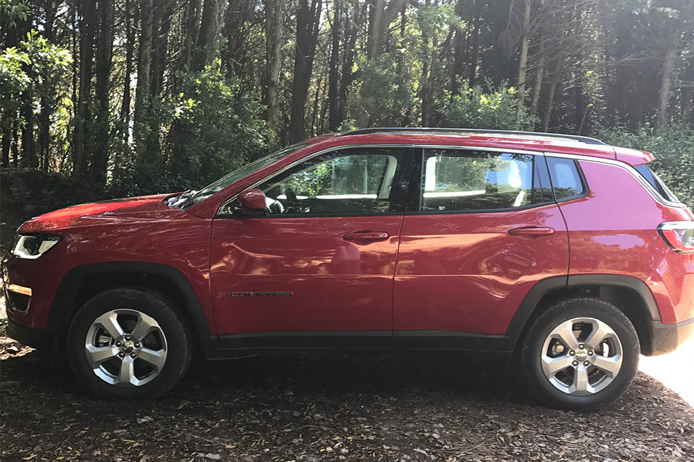 The all new Jeep Compass