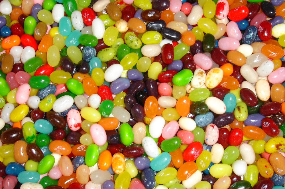dream interpretation jelly beans