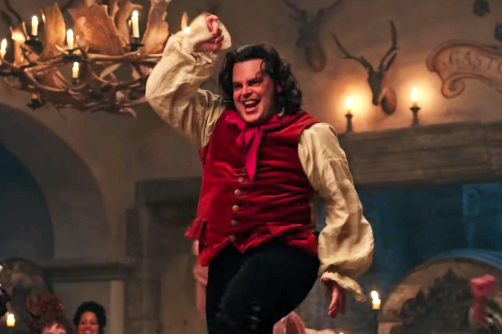 Josh Gad as Le Fou in Beauty and the Beast