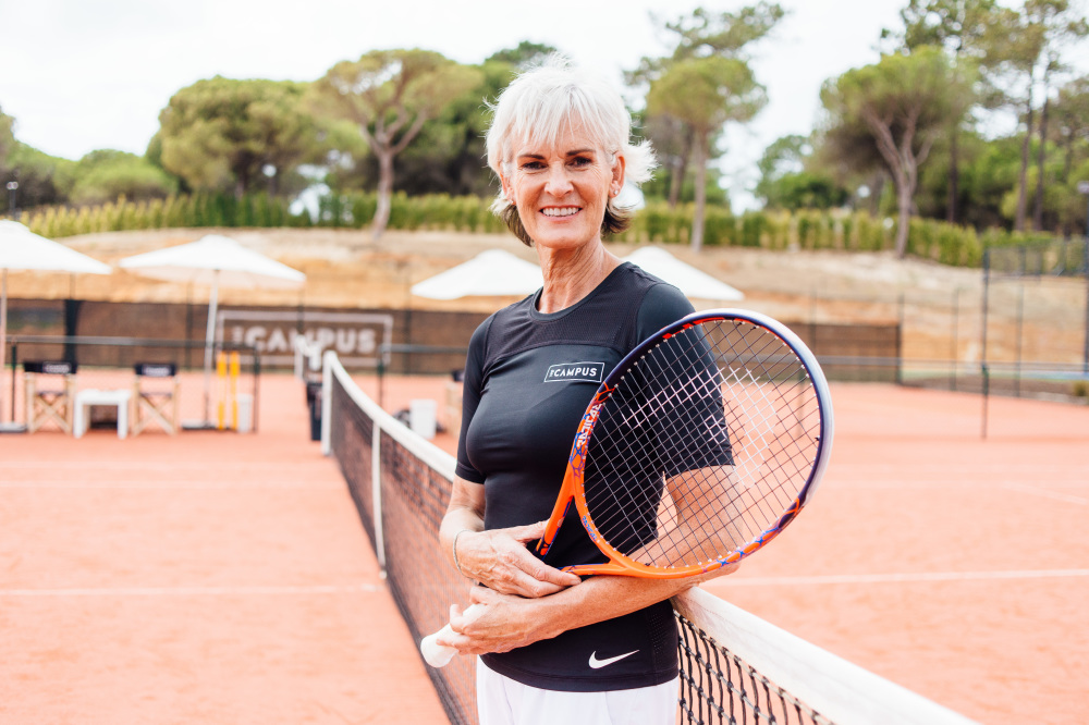 56933c18ed Judy Murray on why she thinks more female role models need to jump ...