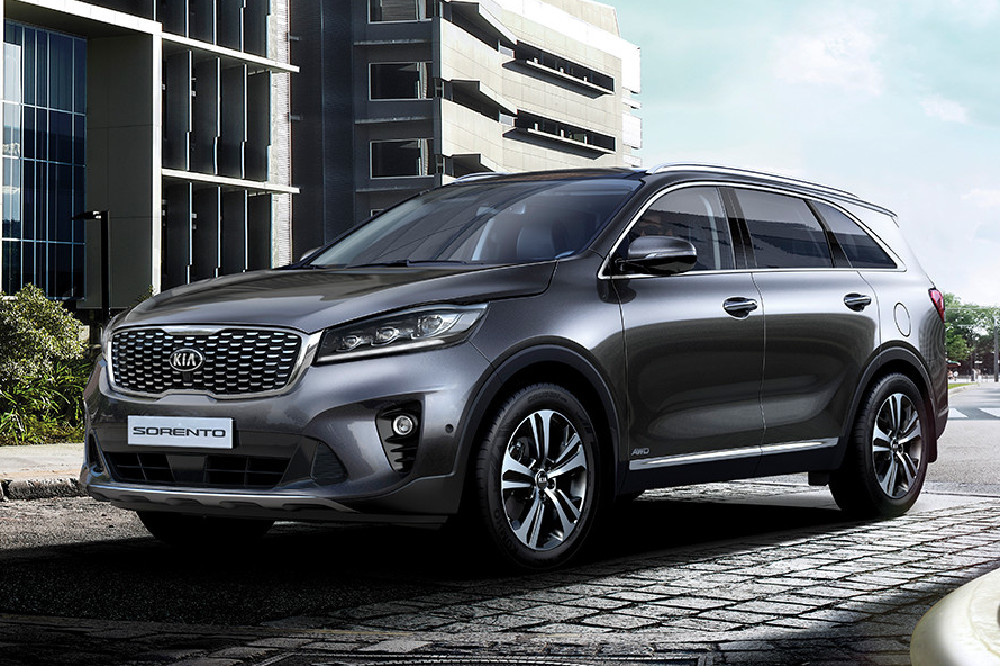2016 Kia Sorento For Sale >> Kia Sorento GT-Line S on test with Female First