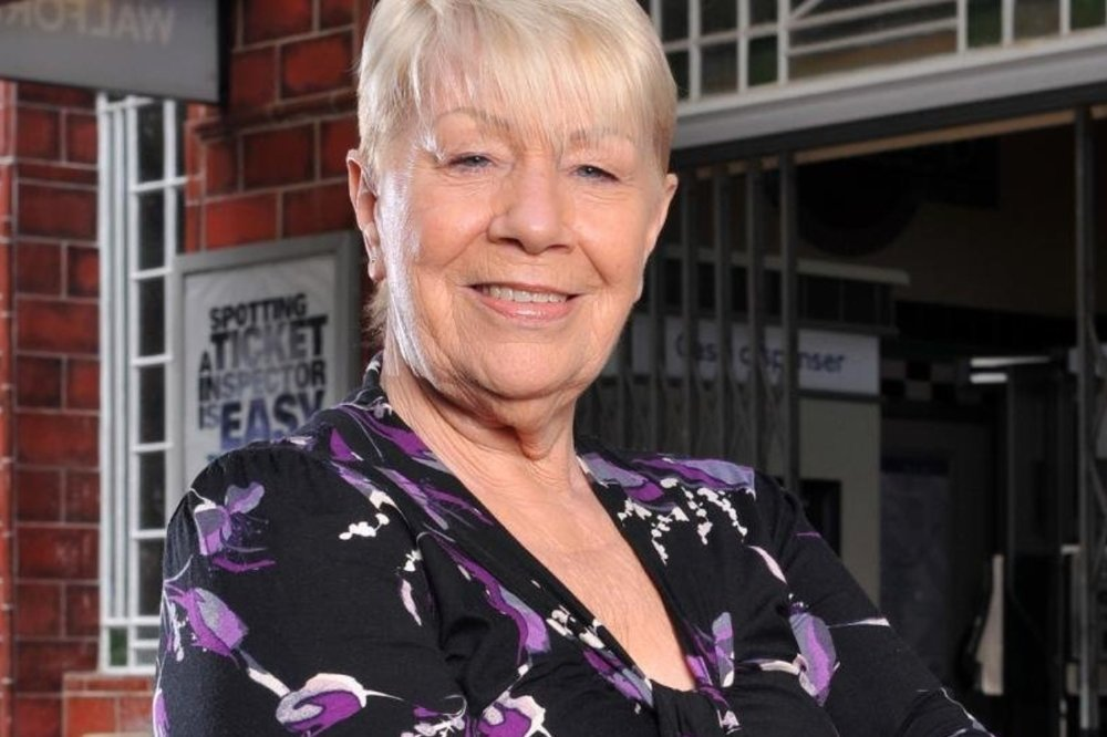 Laila Morse would be up for returning to the soap