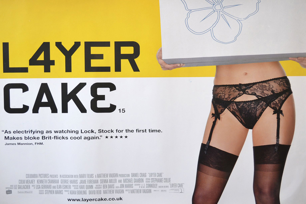 Layer Cake Quad Movie