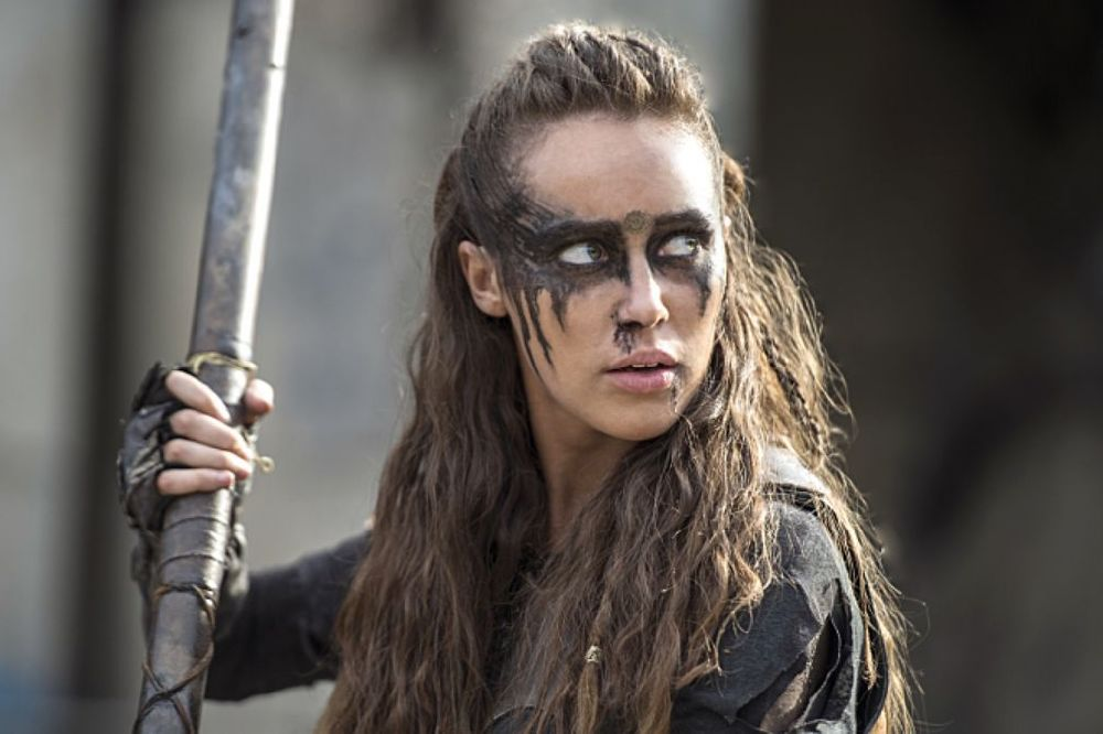 Lexa in The 100 / Credit: The CW