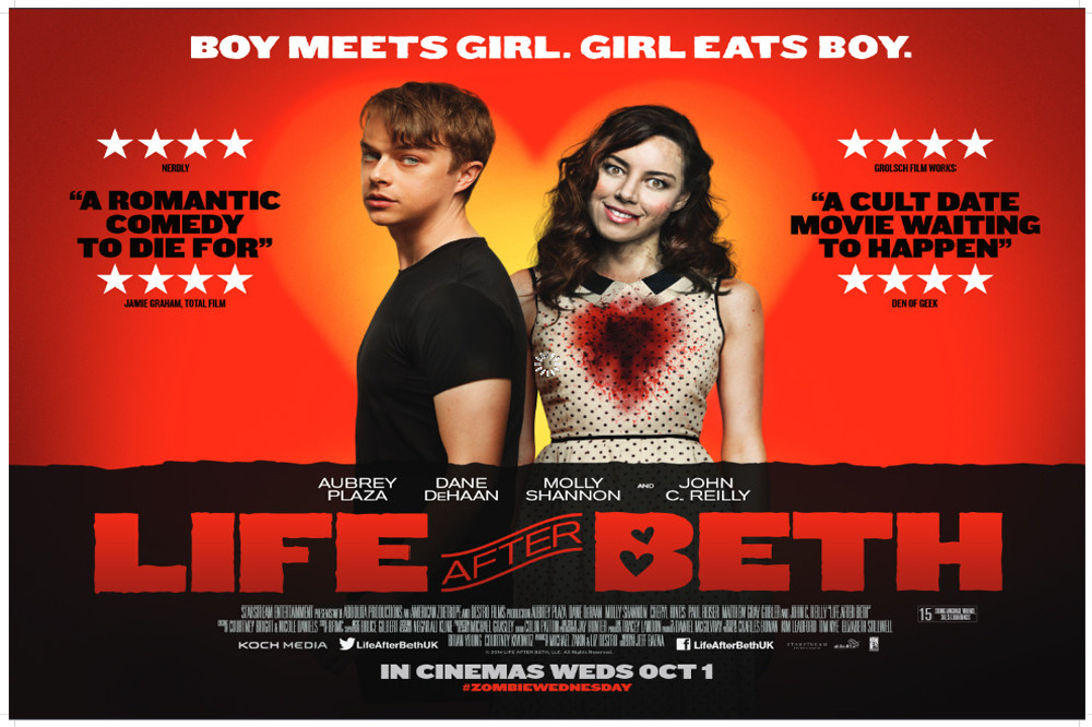 Life After Beth Trailer Poster