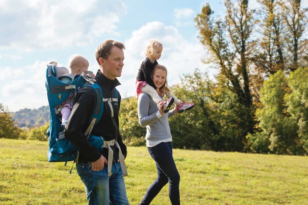 Carry On Carrying Seven Reasons To Use A Child Back Carrier