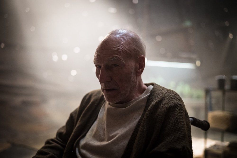 Patrick Stewart is back as an ailing Professor X