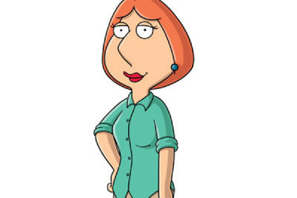 family guy griffin Lois
