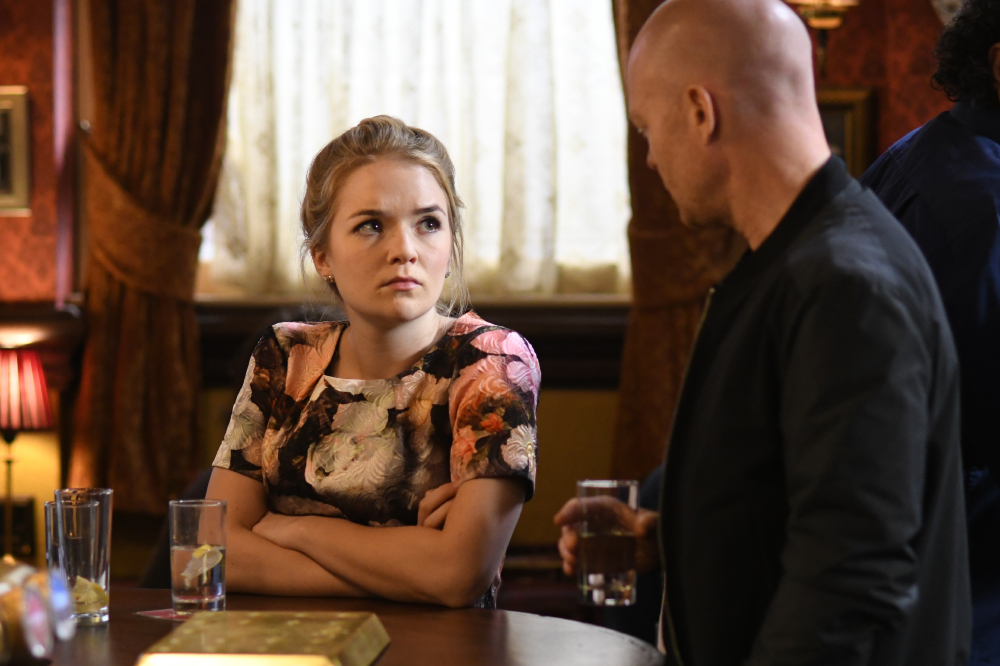 Abi Branning has some big drama headed her way in EastEnders / Credit: BBC