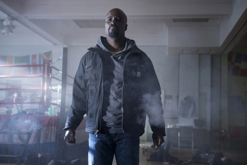 Mike Colter as Luke Cage / Credit: Netflix
