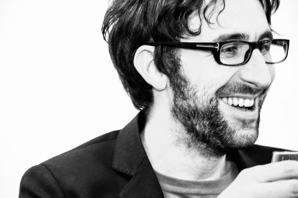 Mark Watson by Kirstie Young
