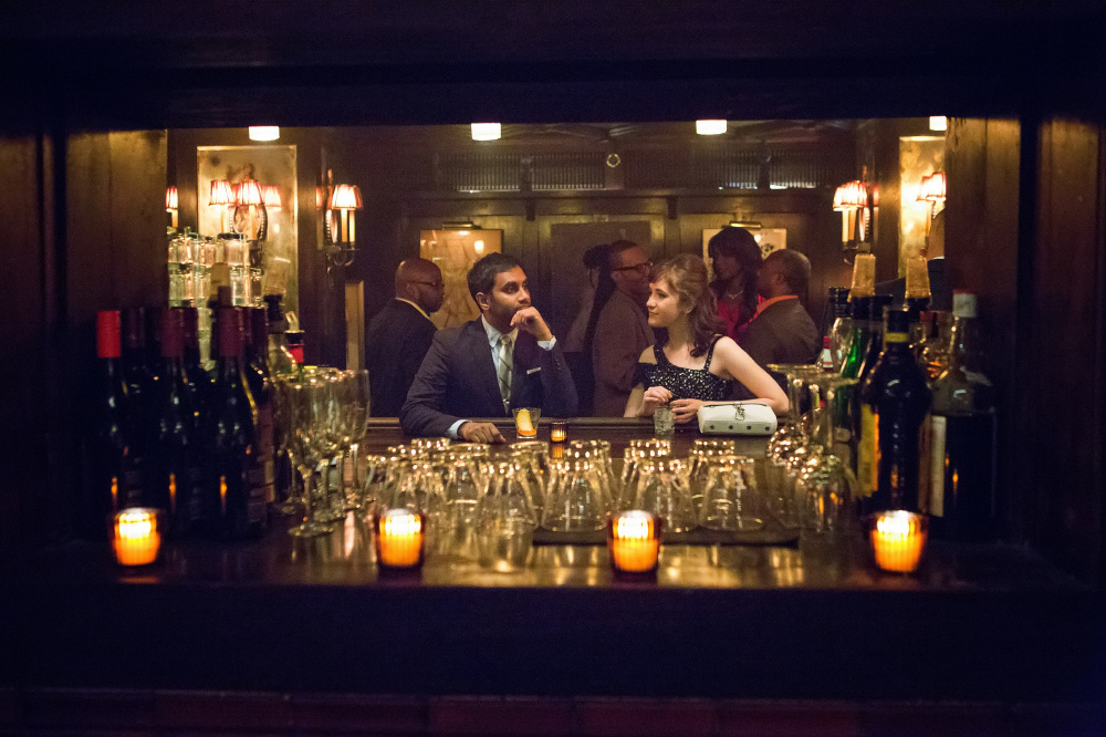 Aziz Ansari was celebrated for his work on Master of None
