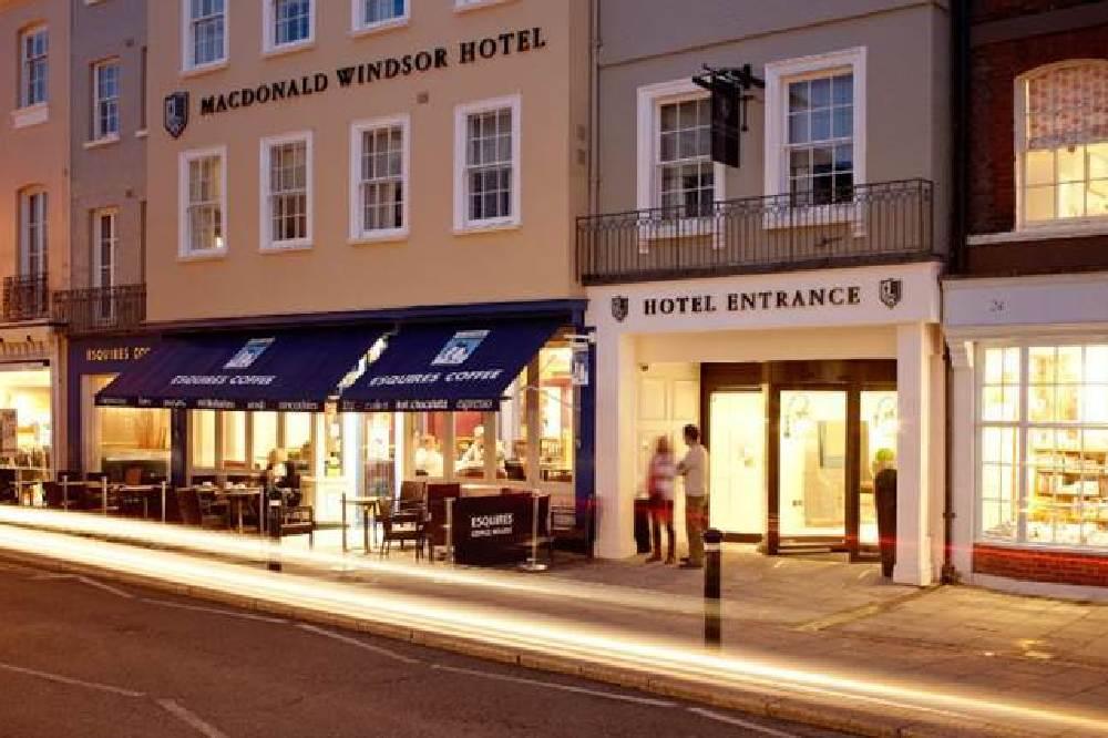 The Macdonald Windsor Hotel