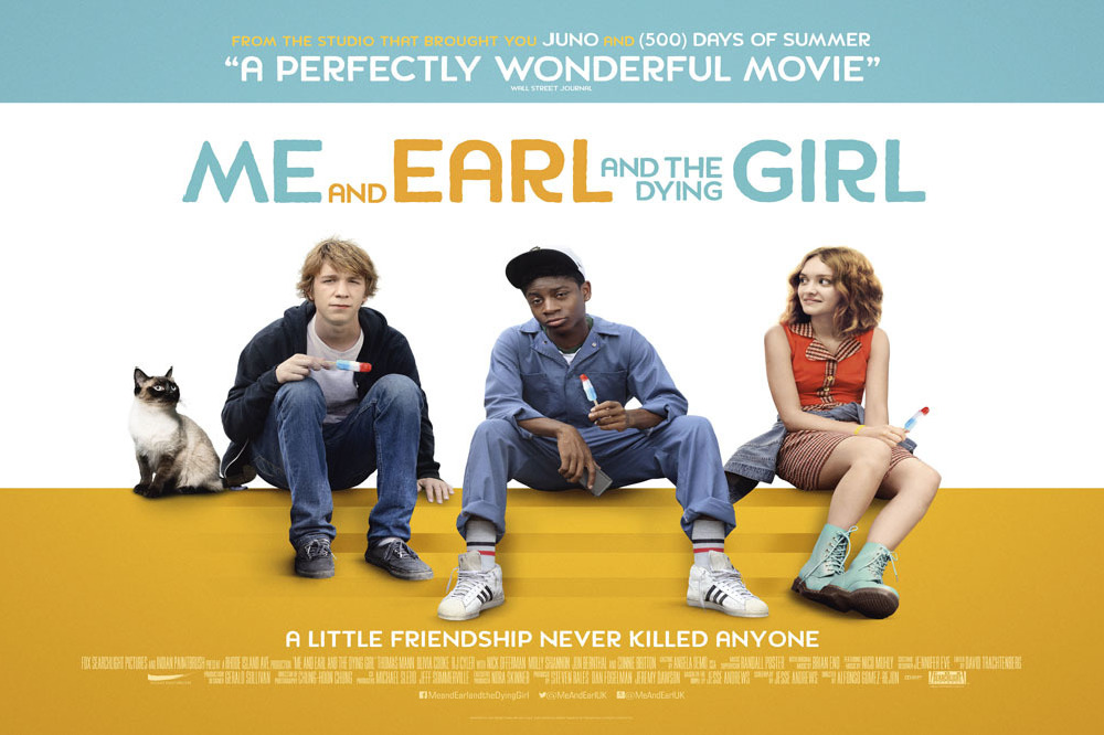 ME AND EARL AND THE DYING GIRL DOWNLOAD