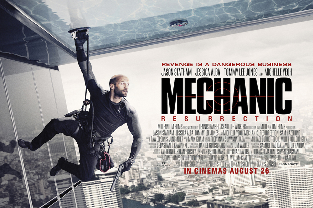 the mechanic 2: resurrection stream