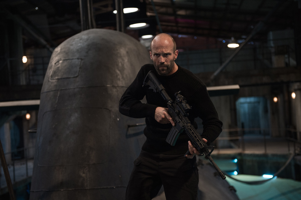 Jason Statham in Mechanic: Resurrection