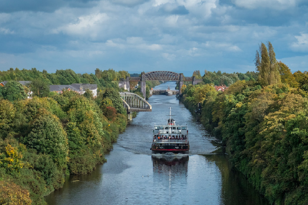 The Manchester Ship Canal Cruise