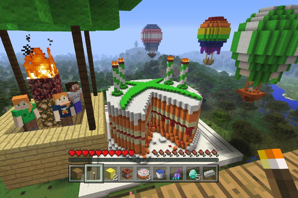 Minecraft Xbox Skin Packs Download Download Phim Mat - Minecraft spieletipps xbox 360