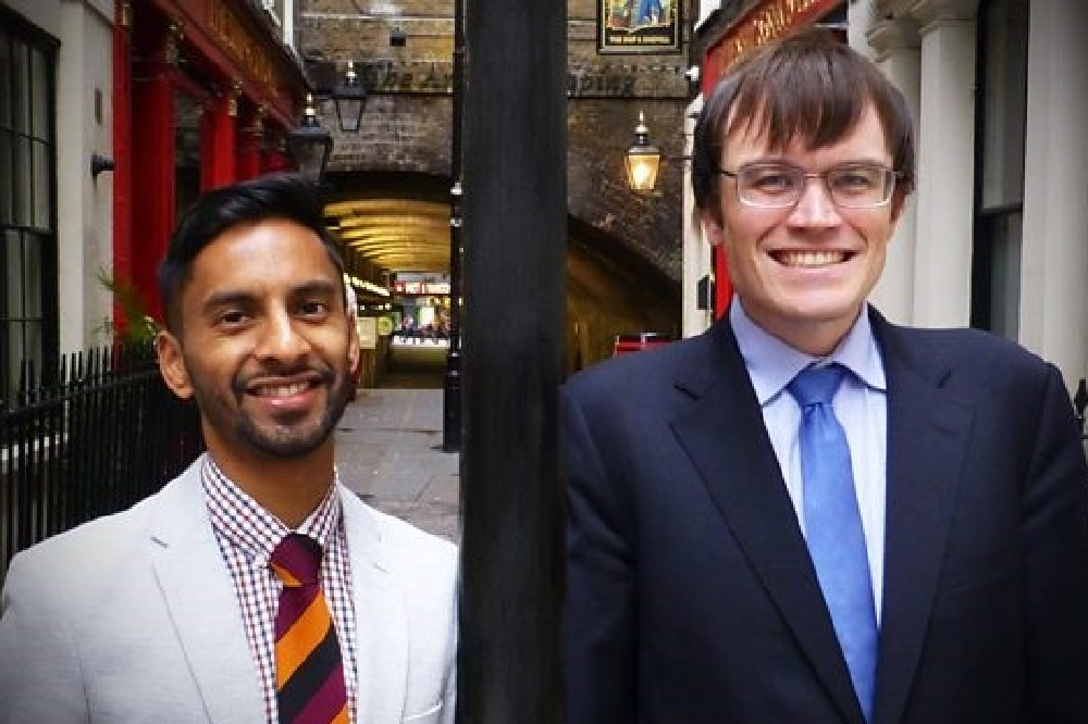 Monkman and Seagull