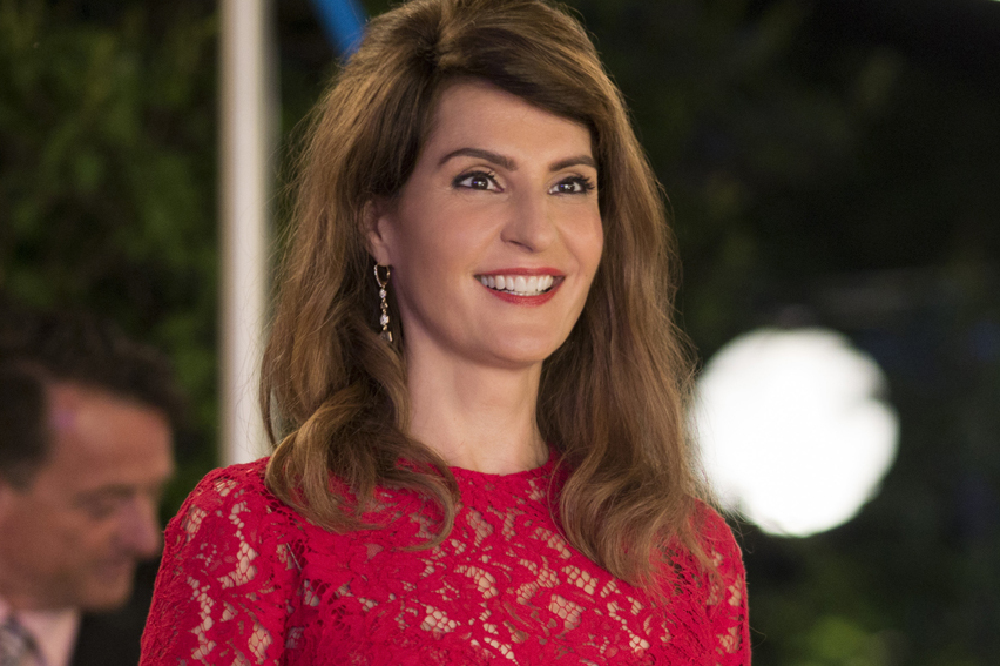 Nia Vardalos in My Big Fat Greek Wedding 2