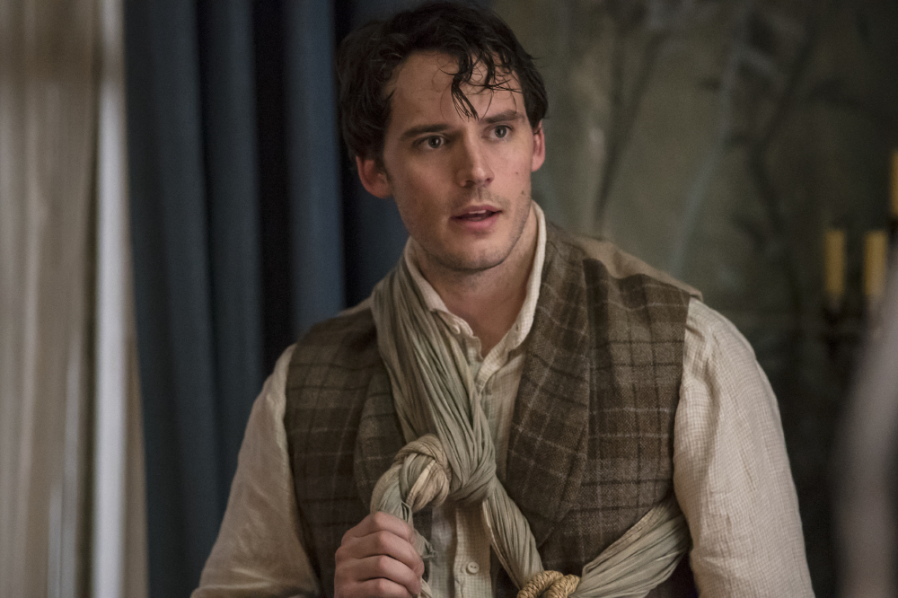 Sam Claflin stars as Philip in My Cousin Rachel