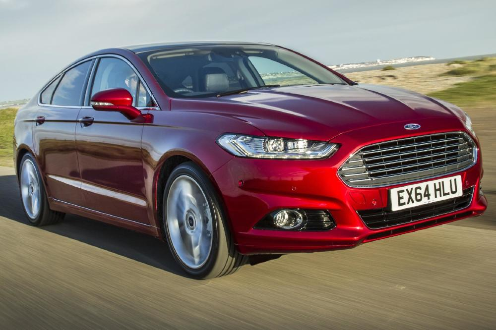 Mondeo another winner for Ford