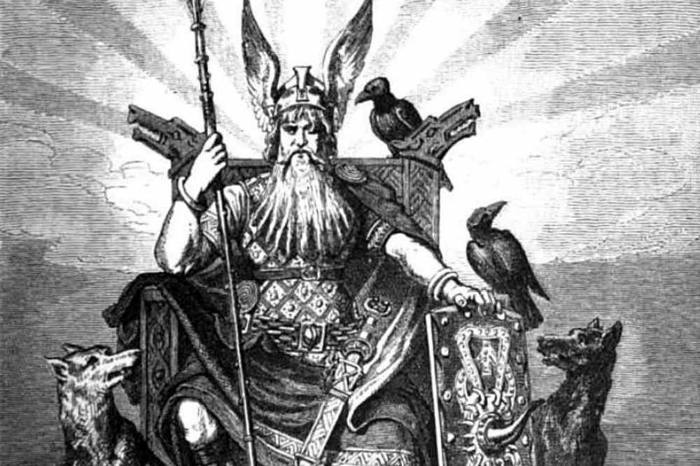 Odin / Photo Credit: Wikimedia Commons
