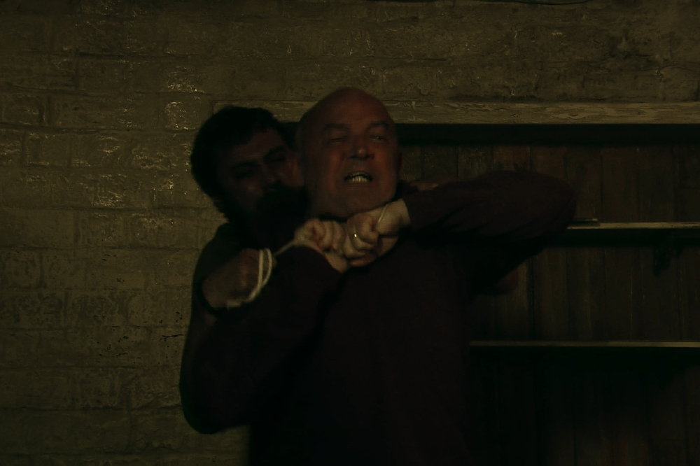 Could the tables turn for Phelan? / Credit: ITV