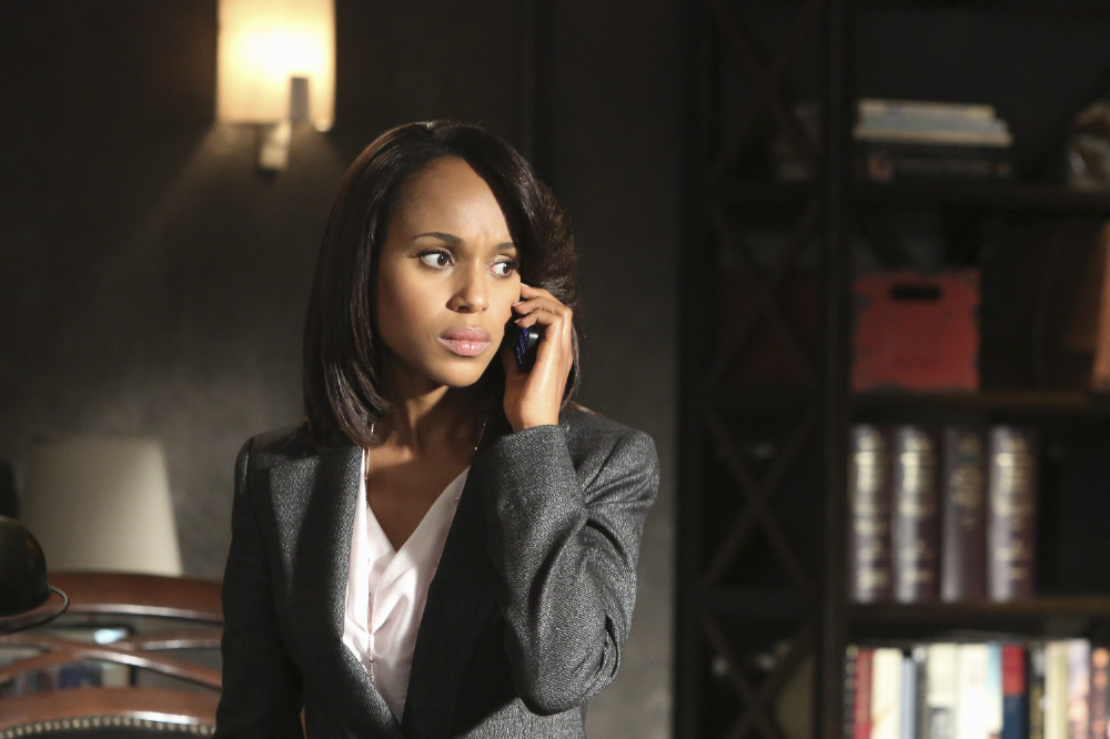 Kerry Washington as Olivia / Credit: ABC