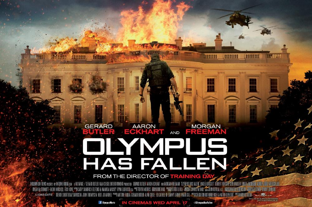 Olympus Has Fallen Clips 288145