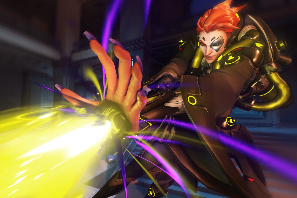 Moira O'Deorain is coming to Overwatch