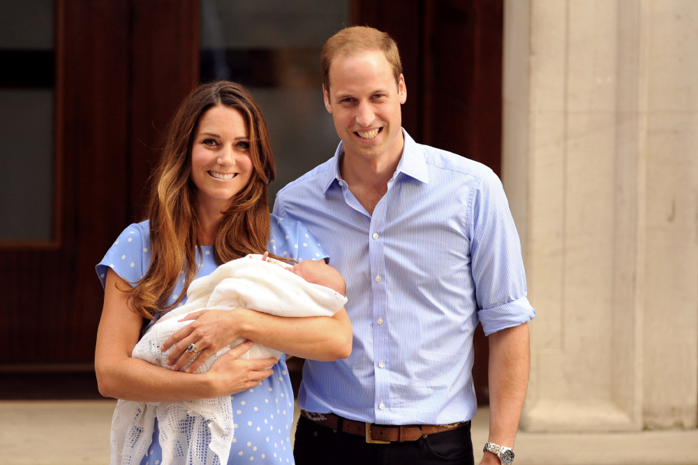 The Royals are one of the most favoured families in the world. Photo: PA