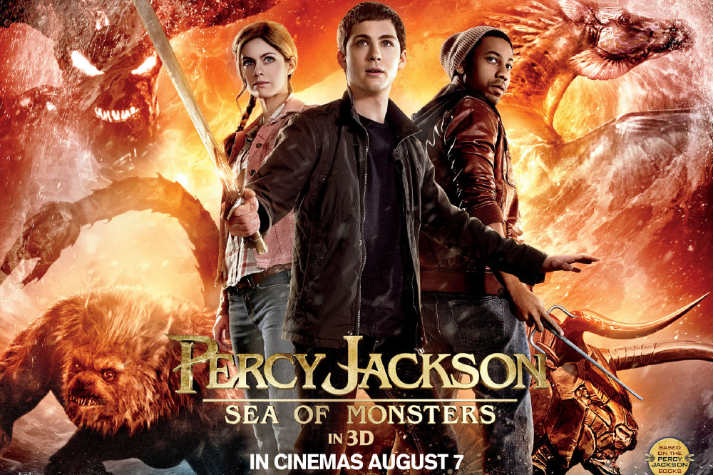 Percy Jackson Sea Of Monsters Percy Encyclopedia