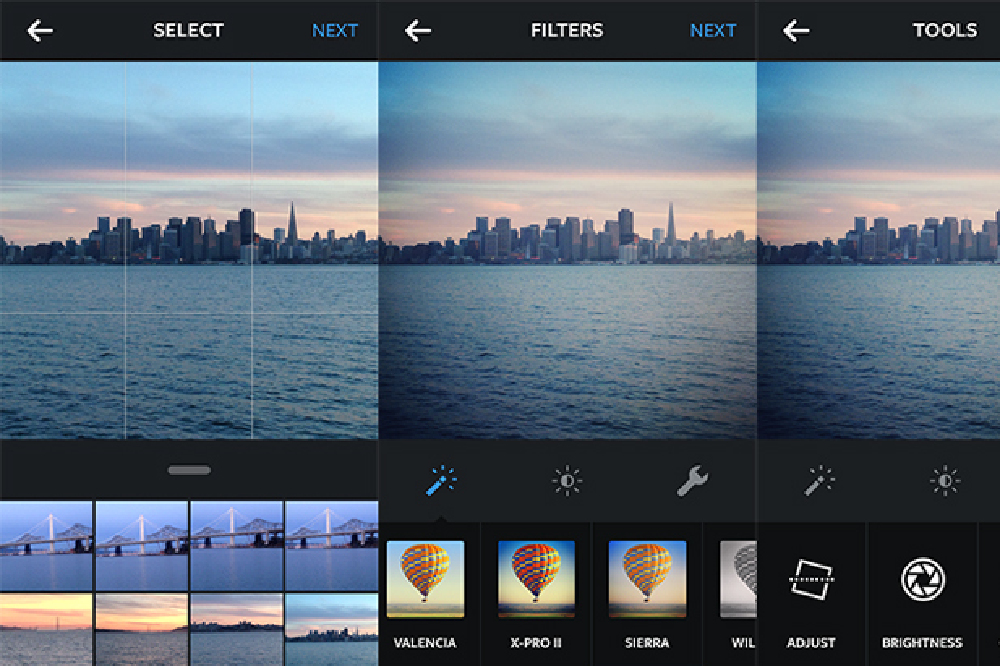 Many adults won't share photographs without editing them first