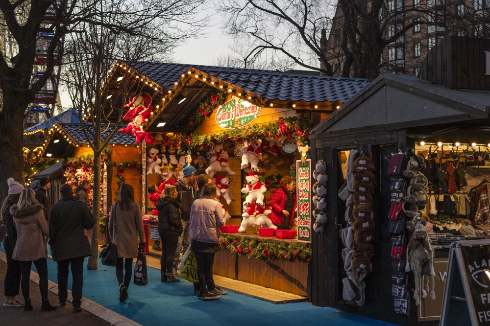 Fancy a last minute Christmas market break?