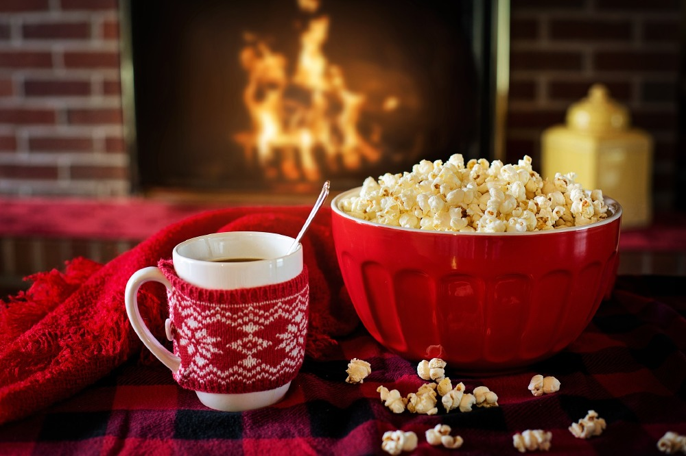 Cocoa and popcorn / Pixabay