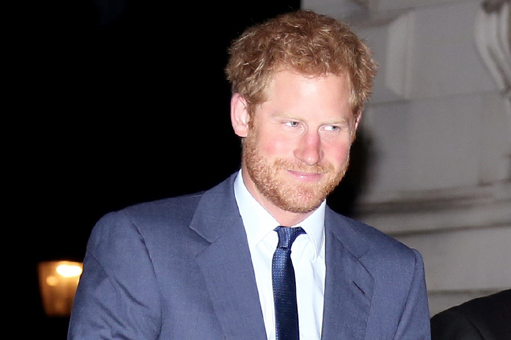 Prince Harry is 34 - the age men supposedly turn into their dads