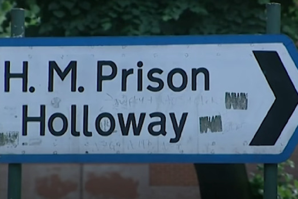 Hindley was sent to Holloway prison in London / Picture Credit: Real Crime on YouTube