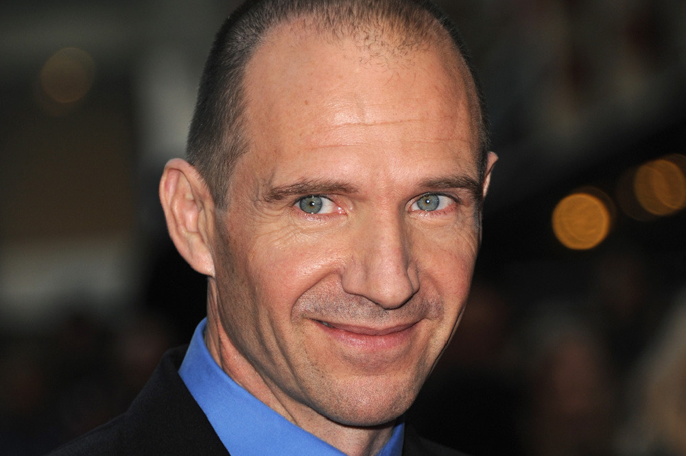 Upcoming Ralph Fiennes...