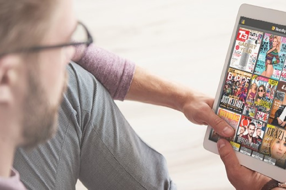 10 Reasons to buy your Dad a digital magazine subscription this